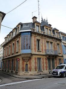 Bar le duc wikip dia for Maison bar le duc