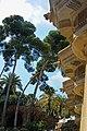 Barcelona - Parc Güell - Gaudí - View NW.jpg