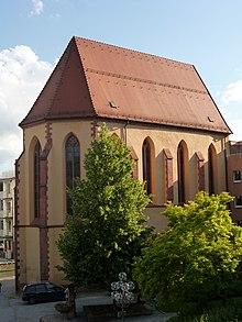 Kirche Pforzheim