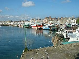 Barfleur - Image: Barfleur port