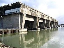 Histoire du port de bordeaux pendant la seconde guerre for Porte quinze bordeaux