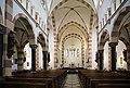 Basilika St. Germanus - Wesseling, Kirchenschiff nach Osten.jpg