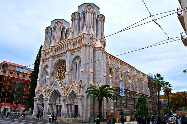 Церкви Ниццы, достопримечательности Ниццы