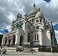 Basilique Sacré Cœur Montmartre façade sud Paris 13.jpg