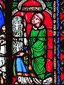 Basilique Saint-Denis - Verrière de l'Arbre de Jessé - Suger.JPG