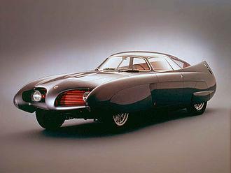 Turin Auto Show - Alfa Romeo B.A.T. 5 (1953)