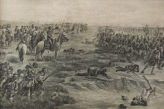 Battle of Las Piedras (1811) - The Battle of Las Piedras by Diógenes Hequet