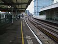Battersea Park stn South London Line look north.JPG