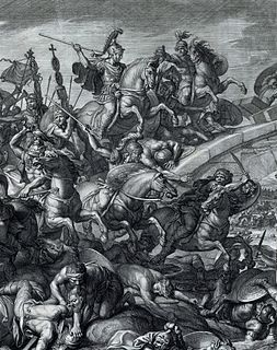 Battle of the Milvian Bridge battle