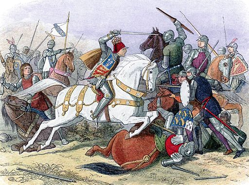 Battle of Bosworth by James Doyle