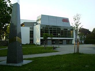 Sorbs - Bautzen, German-Sorbian folk theatre