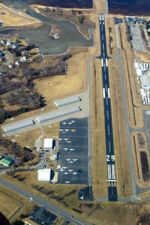 Bay Bridge Airport - Bay Bridge Airport
