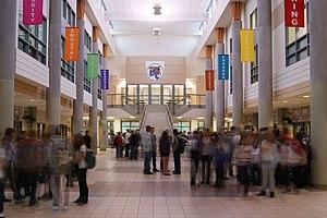 Bear Creek Secondary School - The School's Main Forum
