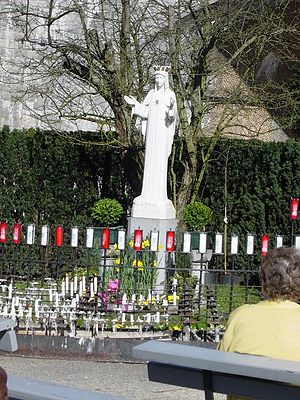 Shrines to the Virgin Mary - Our Lady of Beauraing