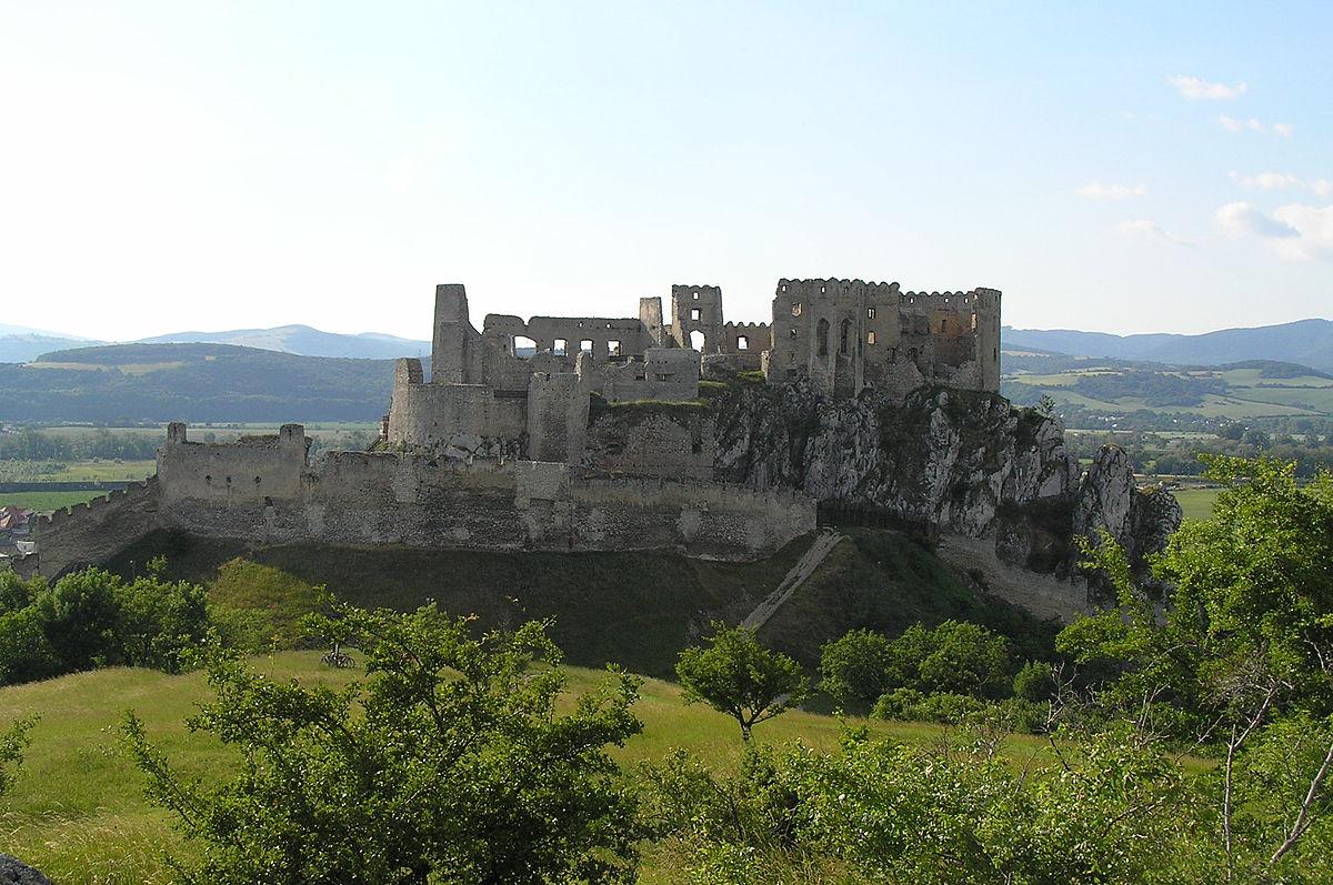 Beckovský hrad – Wikipédia 8afd94aa018