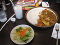 Beef Kaigun Curry at CoCo CHIBANYA.JPG
