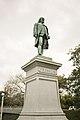 Benjamin Franklin Sculpture in Lincoln Park, Chicago October 2013-5073.jpg