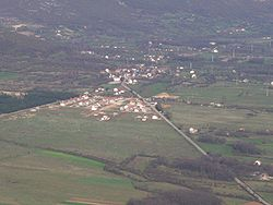 View on Berkovići