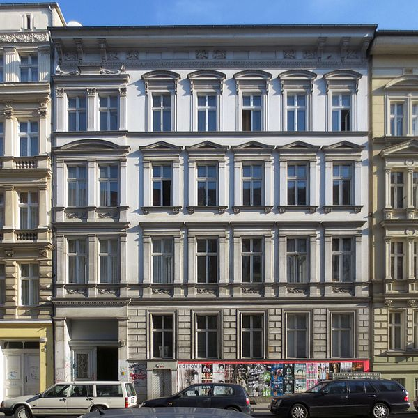 file berlin schoeneberg grunewaldstrasse 85 wikimedia commons. Black Bedroom Furniture Sets. Home Design Ideas