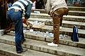 Berlin 1989, Fall der Mauer, Chute du mur 13.jpg
