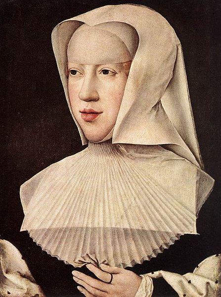 File:Bernard van Orley - Portrait of Margareta van Oostenrijk - WGA16689.jpg