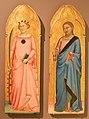 Bernardo daddi, ss. caterina d'alessandria e jacopo maggiore, 1345 ca. 01.jpg