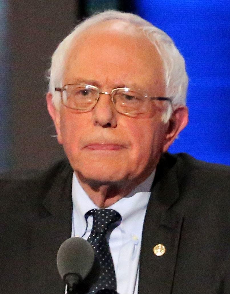 Bernie Sanders July 2016