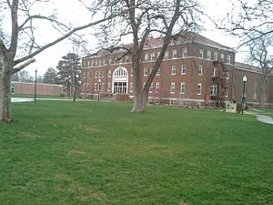 Bethany College (Kansas) - Bethany College in Lindsborg, Kansas