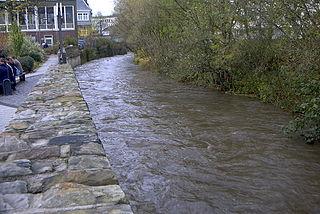 Heller (river) River in Germany