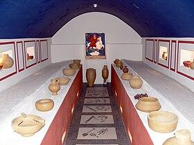 Bible museum - Mithrasheiligtum