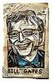 Bill Gates Portrait Painting Collage By Danor Shtruzman.jpg