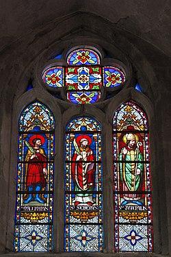 Billom Église Saint-Cerneuf Vitrail 087.jpg