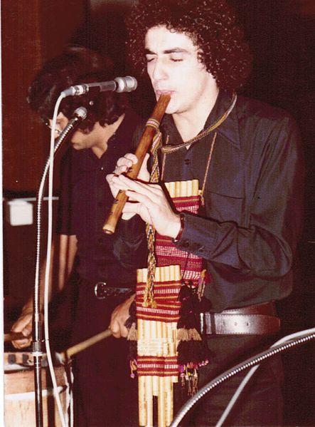 """File:Biografia Artistica de Alcides Mejia Hany """"Savia Andina Fundadores"""" 1975 25.jpg"""