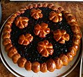 Bird cherry pie. Siberia.jpg