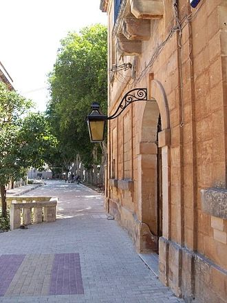 Birkirkara -  The Birchircara Old Railway Station