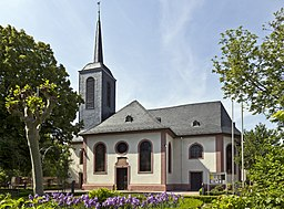 Bischofsheim evangelische Kirche 20110505