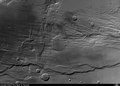 Black and white view of Claritas Fossae ESA219254.tiff