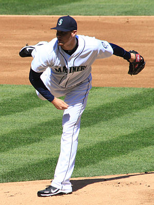 Blake Beavan - Beavan with the Seattle Mariners