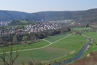 Blaubeuren - Blaubeuren and the Blau River
