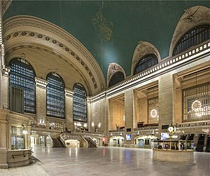 Blizzard of 2015 Empty Grand Central Terminal.jpg