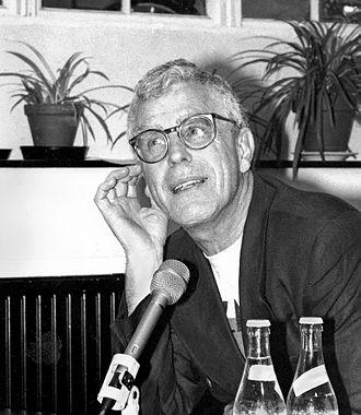Bo Widerberg - Bo Widerberg in 1990.