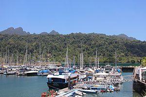 Langkawi - Boat Ride at Langkawi Island