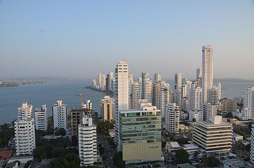 Bocagrande, Cartagena, Colombia Where to Stay in Cartagena