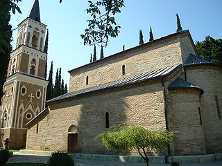 Bodbe Monastery monastery
