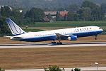 Boeing 767-322 ER United Airlines N651UA (9329371640).jpg