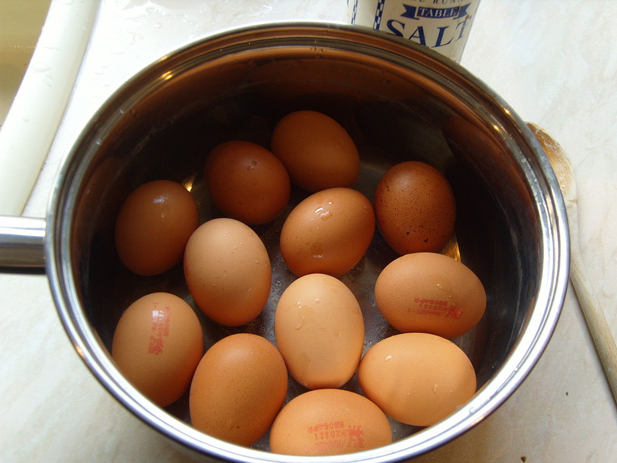 how to cook boiled eggs medium
