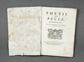 "Boken ""Thetis et Pelée, tragedie."" - Skoklosters slott - 86027.tif"