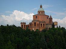 Sanctuary of the Madonna di San Luca. 60dd9aea75f