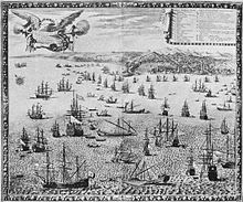 Bombardment of Genes by Duquesne 1684 Beaulieu le Donjon.jpg