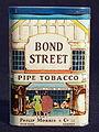 Bond Street Pipe Tobacco tin, pic 1.JPG